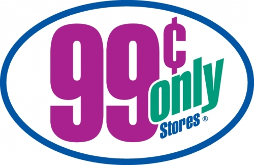 99 Cent Only Logo Full Color