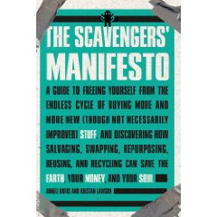 Scavengers Manifesto book cover