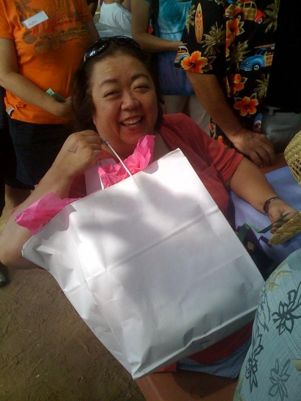 Winner of a Starbucks gift bag worth $20!