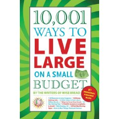 Wise bread Book cover 10001 ways to live large